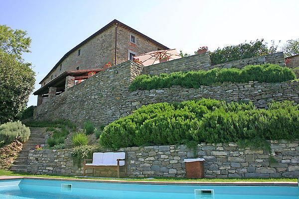 Picture No.08 of XVIII Century Farmhouse, Cortona, Arezzo, Tuscany