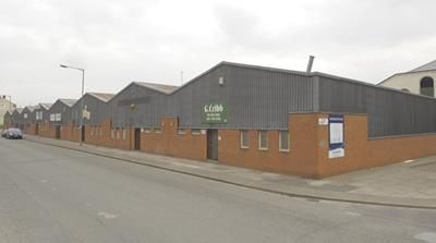 Thumbnail Light industrial to let in Unit 49 Brasenose Industrial Estate, Brasenose Road, Bootle, Liverpool