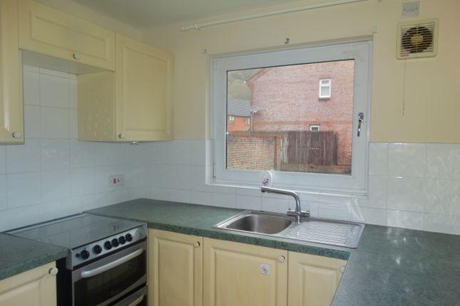 Thumbnail End terrace house to rent in Carreg Yr Afon, Godrergraig, Swansea