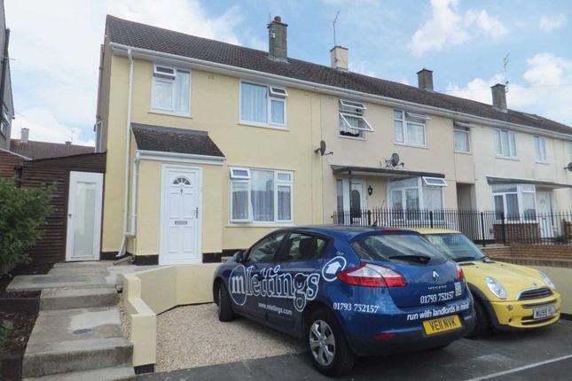 Thumbnail Property to rent in Elborough Road, Swindon