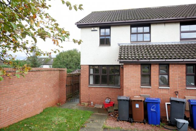 2 bed semi-detached house to rent in Redcroft Street, Danderhall, Midlothian EH22