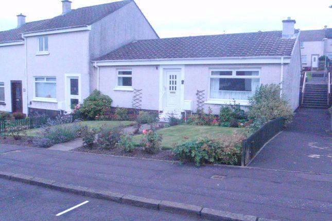 Thumbnail Semi-detached bungalow to rent in Malloch Crescent, Elderslie, Johnstone