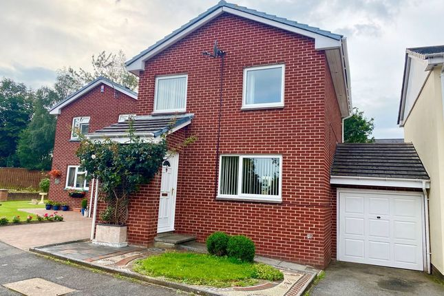 Thumbnail Detached house for sale in Cater Road, Barnstaple