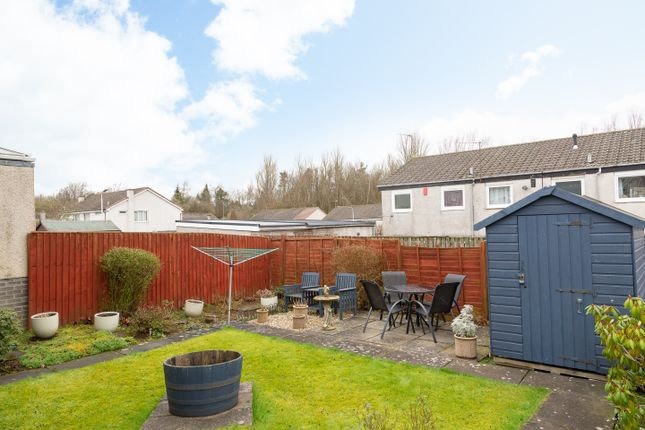 Rear Garden of Ardross Place, Glenrothes KY6