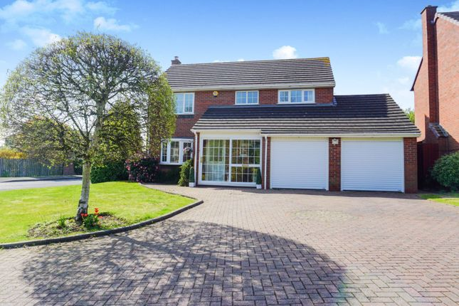 Thumbnail Detached house for sale in Netherdale Close, Sutton Coldfield