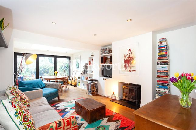 Thumbnail Terraced house for sale in Cumberland Road, Wood Green