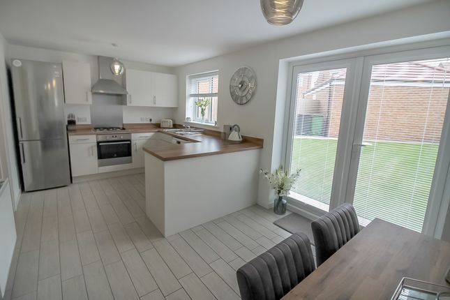 Thumbnail Detached house for sale in Bleaberry Way, Carlisle