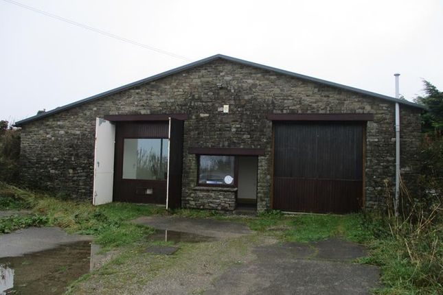 Thumbnail Light industrial to let in The Workshop, Hayfellside Barn, New Hutton, Kendal, Cumbria