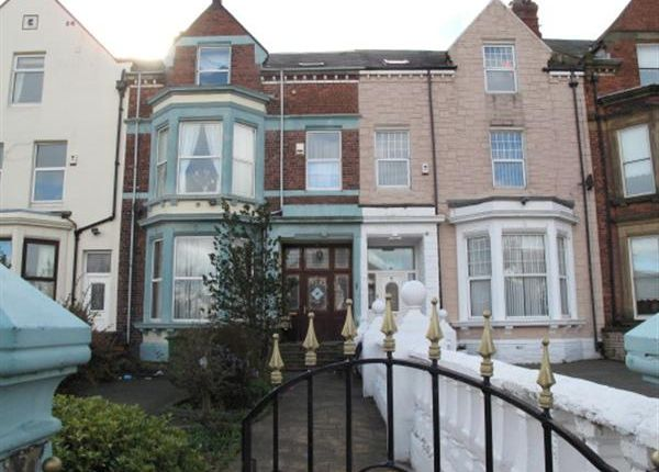 Thumbnail Terraced house for sale in Salisbury Place, South Shields