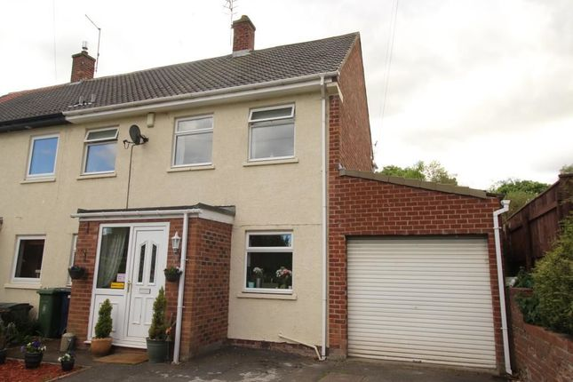 Thumbnail Semi-detached house for sale in Blaydon-On-Tyne
