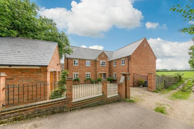 Thumbnail Detached house for sale in Stamford Road, Geddington, Northamptonshire