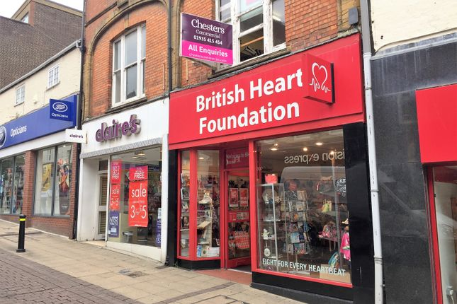 Thumbnail Retail premises to let in 45 Middle Street, Yeovil