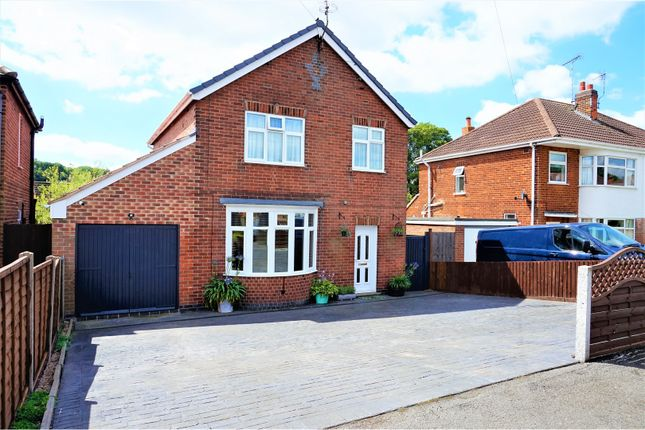 Thumbnail Detached house for sale in Malvern Avenue, Stapenhill, Burton-On-Trent