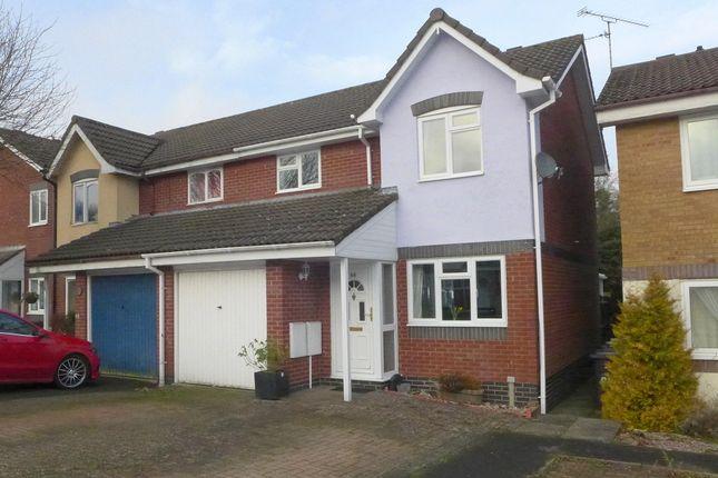 Thumbnail Semi-detached house to rent in The Cornfields, Hatch Warren, Basingstoke