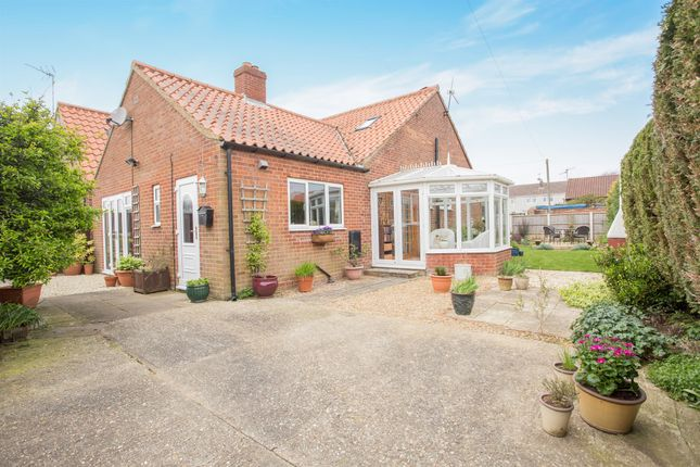 Thumbnail Bungalow for sale in Summerwood Estate, Great Massingham, King's Lynn