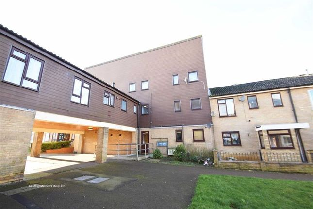 Thumbnail Flat for sale in Taylifers, Harlow, Essex