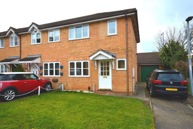 Thumbnail Property to rent in Bowness Way, Peterborough