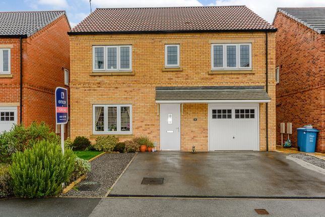 Thumbnail Detached house for sale in Windsor Park, Hull