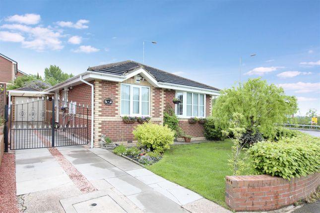 Thumbnail Detached bungalow for sale in Brierlands Close, Garforth, Leeds