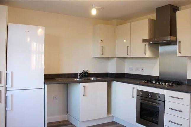 Thumbnail Flat to rent in Hardys Road, Bathpool, Taunton
