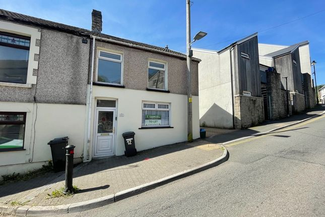 2 bed end terrace house to rent in Cardiff Road, Treharris CF46