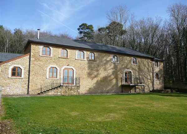 Thumbnail Barn conversion to rent in Great Barn, Mathern Road, Mathern, Chepstow