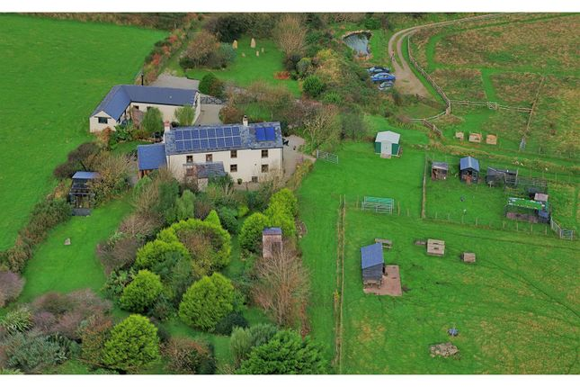 Thumbnail Detached house for sale in Farms Common, Helston