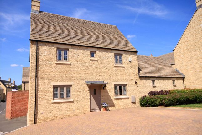 Thumbnail Detached house for sale in Shilham Way, Cirencester