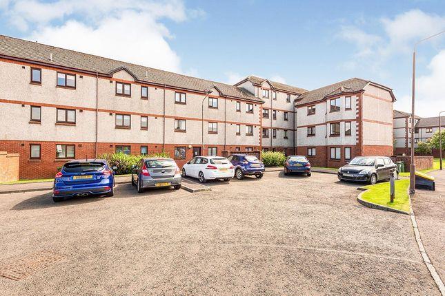 External of Dundee Court, Carron, Falkirk, Stirlingshire FK2