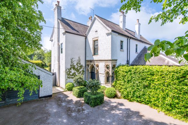Thumbnail Detached house for sale in Hall Lane, Brinsley