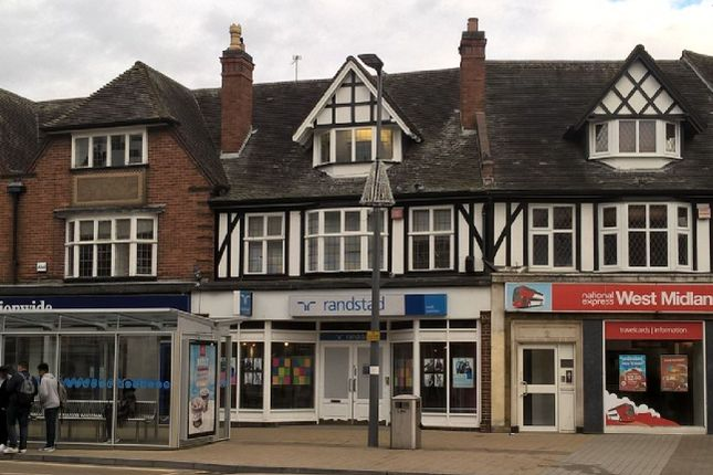 Thumbnail Retail premises to let in Station Road, Solihull