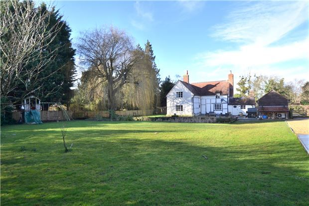 Thumbnail Detached house for sale in Church House Farm, Church Lane, Hardwicke, Gloucester