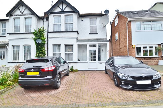 Thumbnail Semi-detached house for sale in Cat Hill, Barnet