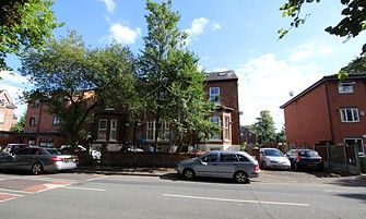 Thumbnail Flat to rent in Wellington Road, Fallowfield, Manchester