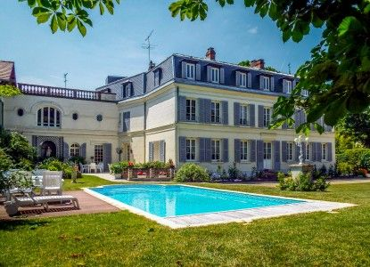 Thumbnail Property for sale in Chantilly, Val D'oise, France