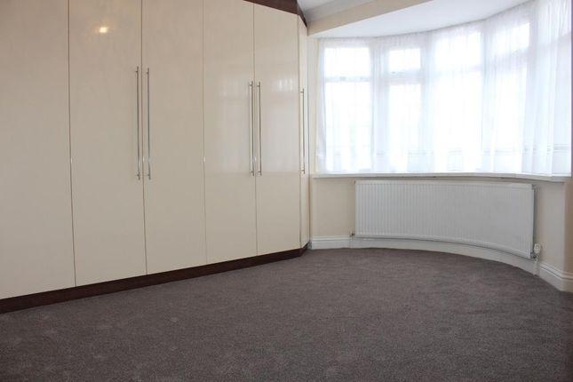 Bedroom Three of The Vale, Heston TW5