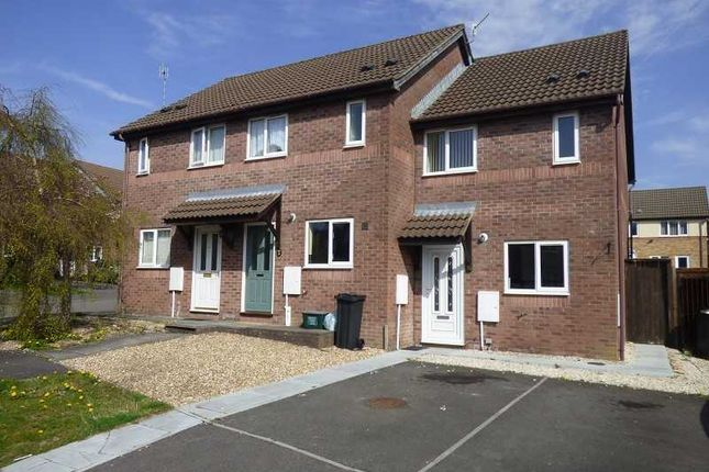 Thumbnail End terrace house to rent in 22 Priory Court, Bryncoch, Neath .