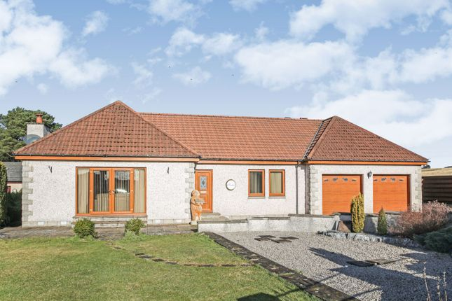 Thumbnail Detached bungalow for sale in Aultmore, Keith