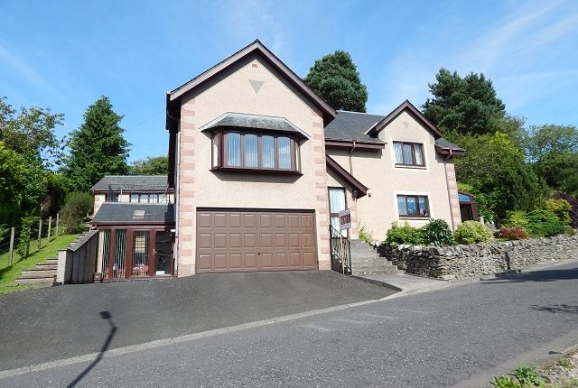 Thumbnail Detached house for sale in Spion Kop, Selkirk
