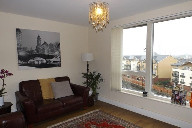 Thumbnail Flat to rent in Capella House, Falcon Drive, Cardiff Bay