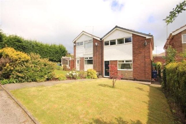 Thumbnail Semi-detached house for sale in Cottage Walk, Shawclough, Rochdale