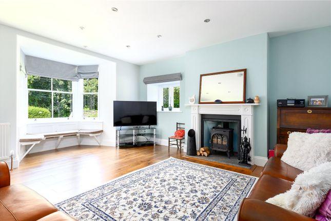 Sitting Room of Vicarage Hill, Tintagel, Cornwall PL34