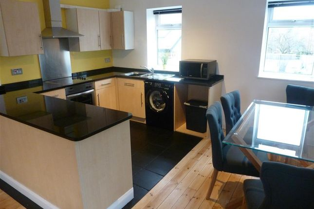 Thumbnail Flat to rent in Duesbury House, 220 Siddals Road, Derby