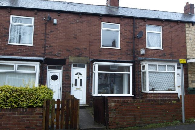 Thumbnail Terraced house to rent in Winter Avenue, Barnsley