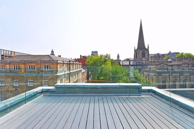 Thumbnail Flat for sale in St. Peters Close, Mazda Building, Sheffield City Centre