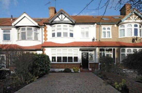 Thumbnail Terraced house to rent in Merlin Grove, Beckenham