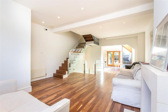 Thumbnail Terraced house for sale in Masbro Road, London