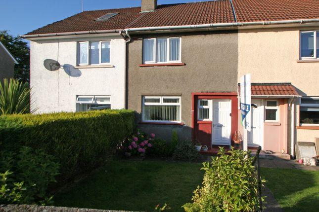 Thumbnail Terraced house for sale in Innes Park Road, Skelmorlie