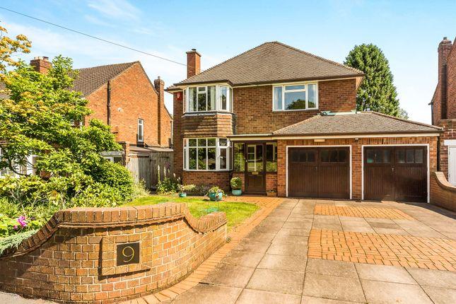 Thumbnail Detached house for sale in Kemelstowe Crescent, Halesowen