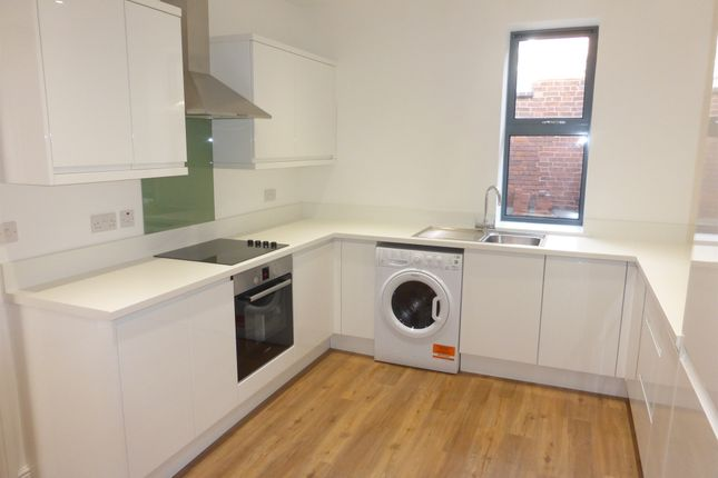 Thumbnail Flat for sale in Barnsley, Long Street, Atherstone